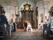 Církevní sňatek 3