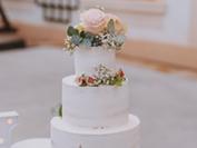 Svatební dorty, koláčky a výslužky 1