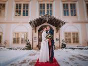 Obřad Zimní svatební jiskření 3