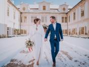 Obřad Zimní svatební jiskření 4