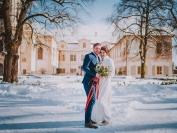 Obřad Zimní svatební jiskření 5