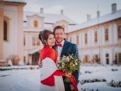 Obřad Zimní svatební jiskření 8
