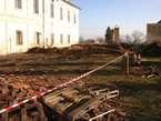 Rekonstrukce zámku Loučeň 1