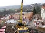 Rekonstrukce zámku Loučeň 5