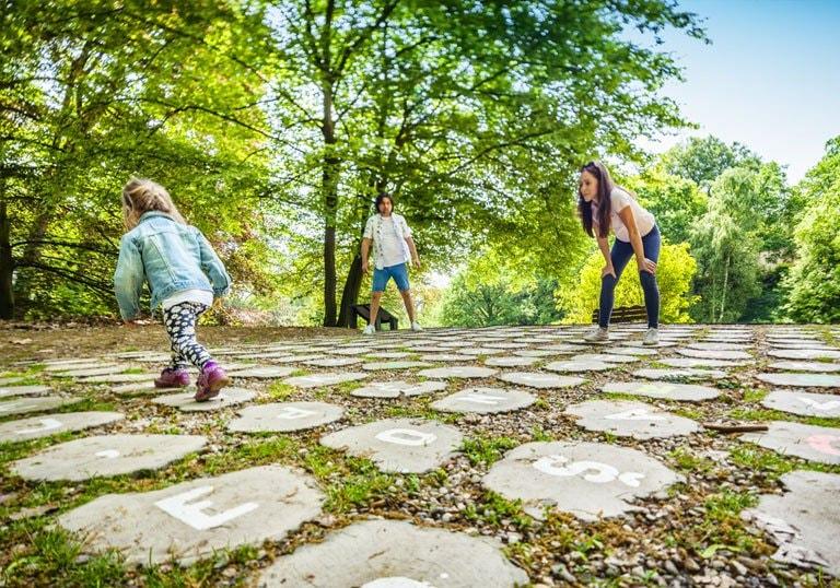 11. Písmenkový labyrint