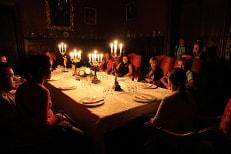 Večerní prohlídky na zámku Loučeň
