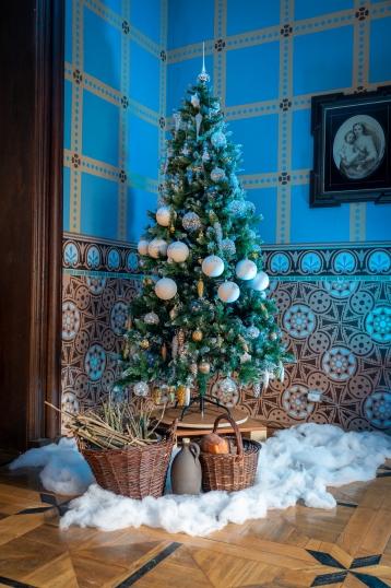 Příběh vánočního stromečku loňský rok obr.10