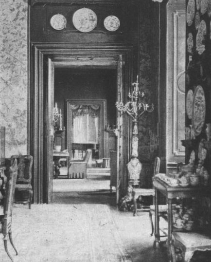 Zámek - historické interiéry obr.4