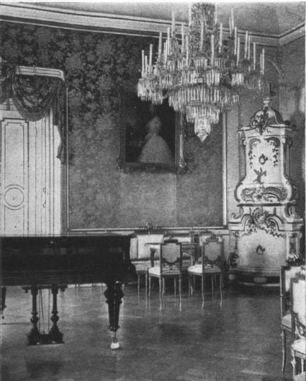 Zámek - historické interiéry obr.5