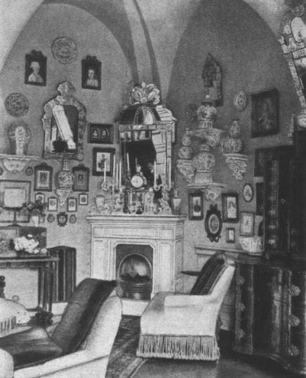 Zámek - historické interiéry obr.3
