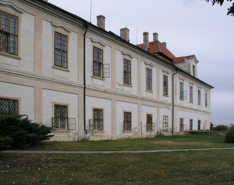 Zámek - před rekonstrukcí obr.22