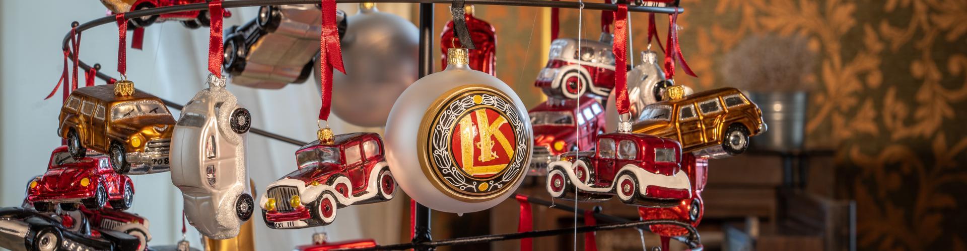 Příběh vánočního stromečku - Prodejní výstava - Přerušeno