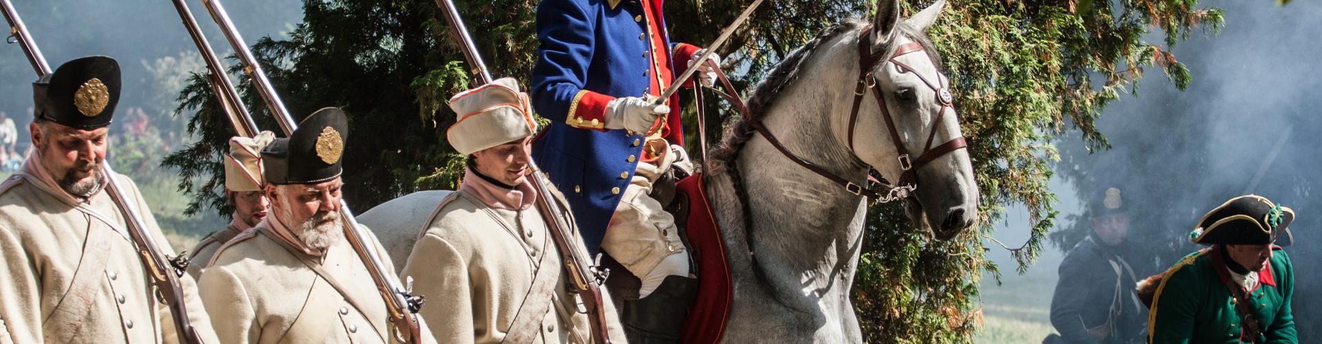 Napoleonika na Loučeni