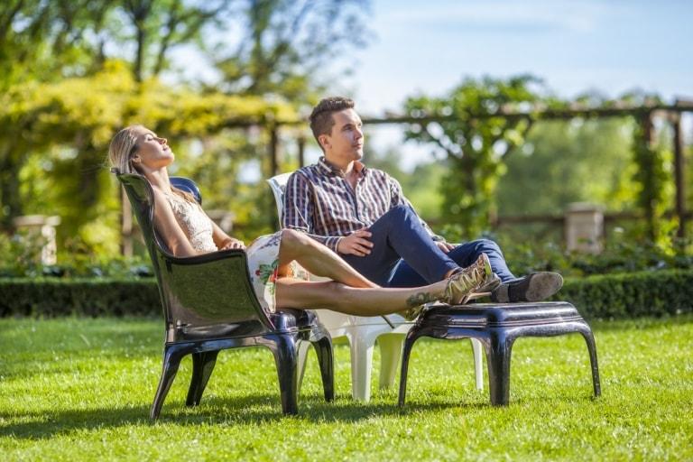 Zámek Loučeň - relax v parku obr.7