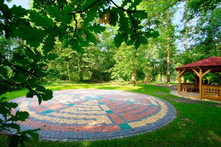 Zámecké labyrintárium se otevíra obr.9