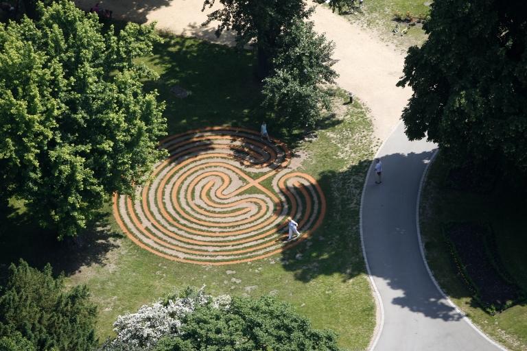 Zámecké labyrintárium se otevíra obr.10