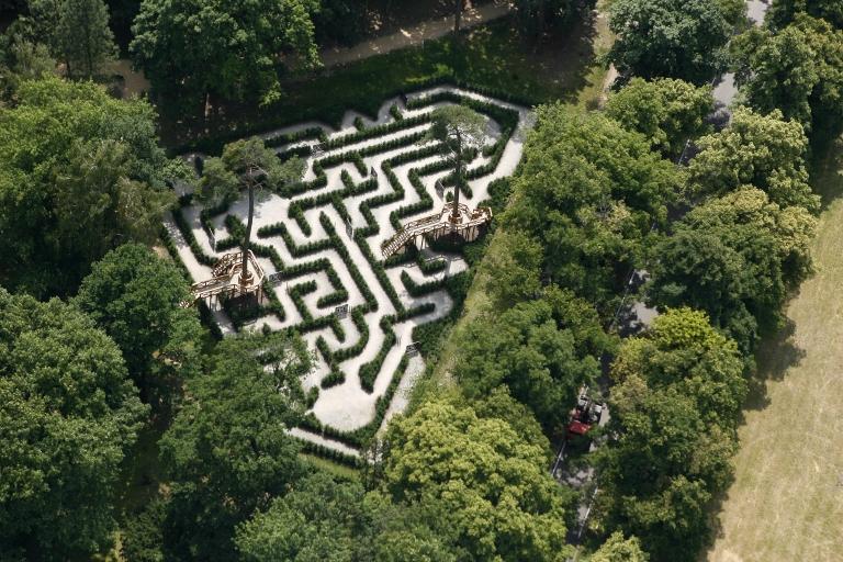 Zámecké labyrintárium se otevíra obr.11