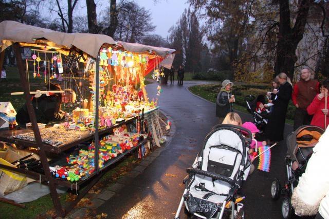 vánoční zámecký jarmark
