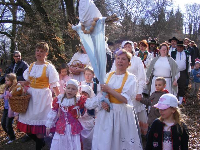 Třetí Velikonoce u Thurn - Taxisů byly jedním slovem nádherné
