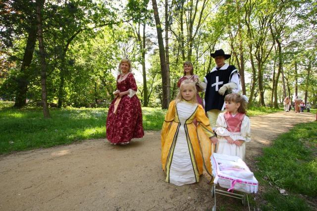 První máj oslavíme na zámku s Valdštejny