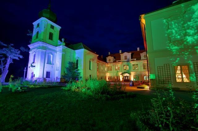 Hradozámecká noc - jak proběhla na zámku Loučeň