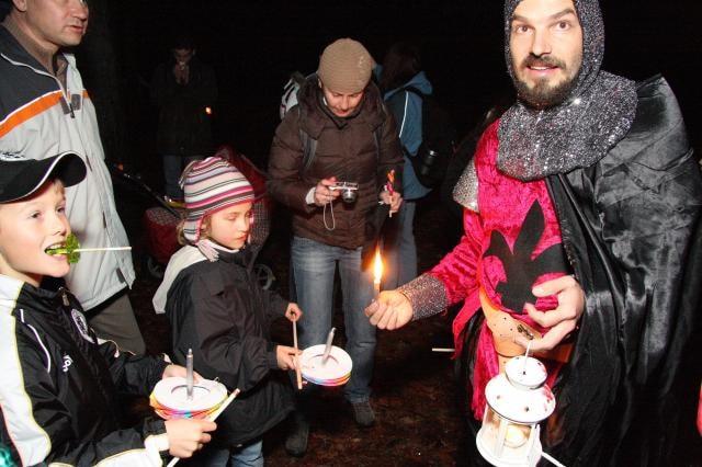 Svatý Martin přiveze s sebou rytířskou družinu, husí pečínku a mladé víno