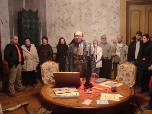 Retroprohlídky 17. listopadu vrátily chod zámku do socialismu