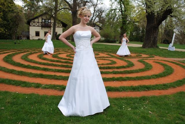 Na Svatebním jiskření si podávaly dveře nevěsty současné a budoucí