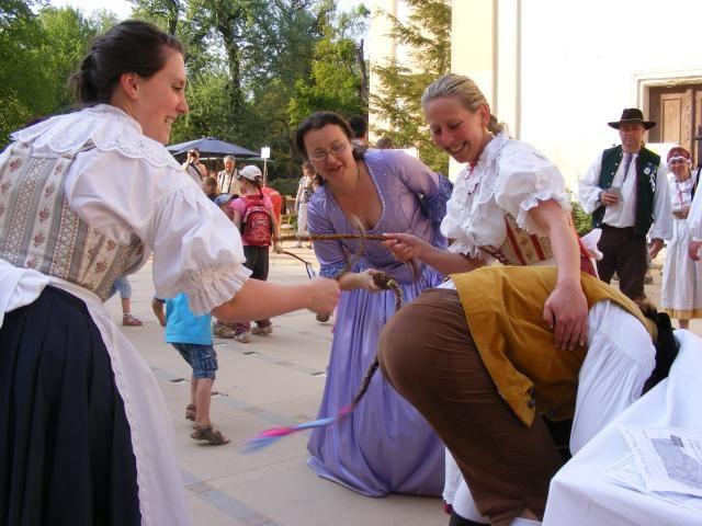 Bílou sobotu prožilo na zámku celkem 1 400 návštěvníků