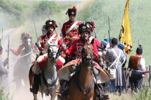 V zámeckém parku na Loučeni vypukne 7. května velkolepá Bitva století
