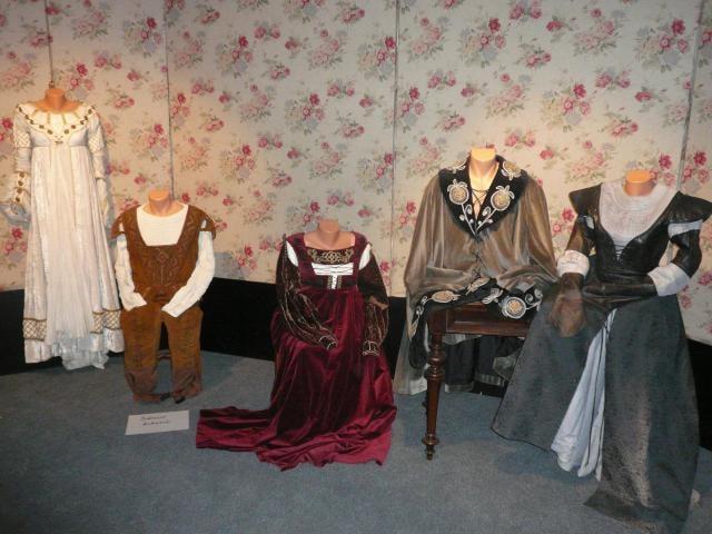Zlatovláska i Krakonoš z Večerníčků budou mít svůj šatník na zámku