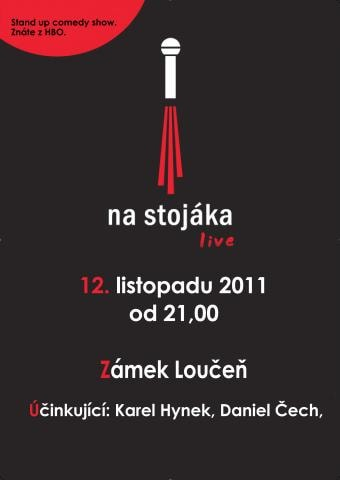 STAND UP 12.11