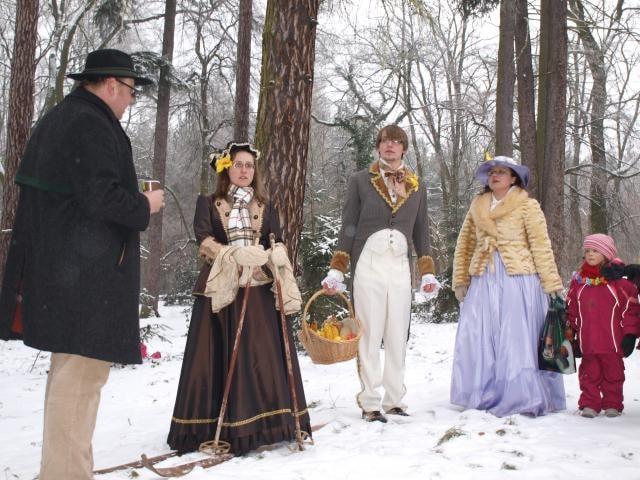 Kdo oslaví Vánoce už 10. prosince? No přeci lesní zvířátka!