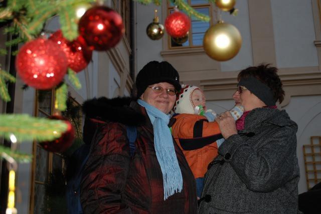 Bohatá fotogalerie napoví, jaký byl zámecký advent 2011