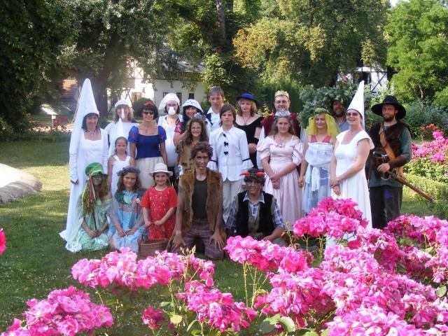 V Ráji pohádek potěší děti Křemílek, Šmoulinka i Pyšná princezna