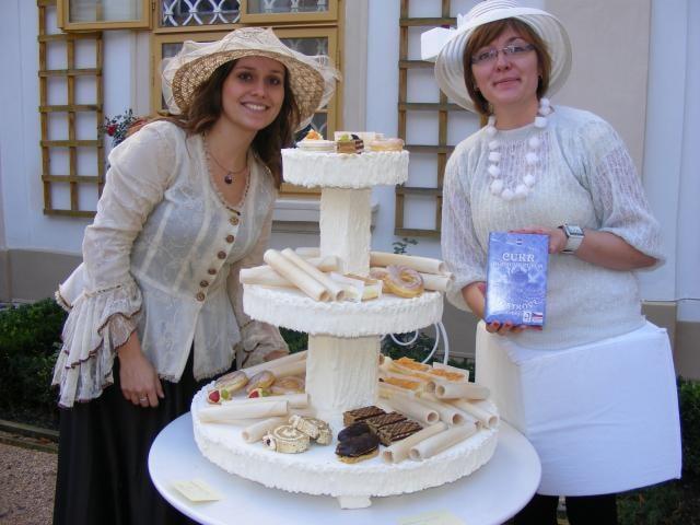 Hosté Cukrových slavností si pochutnávali na frgálech či hodnotili pralinky