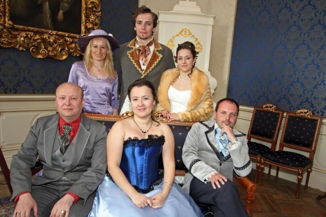 Knížecí rodina oslaví Štědrý den s návštěvníky již tuto neděli