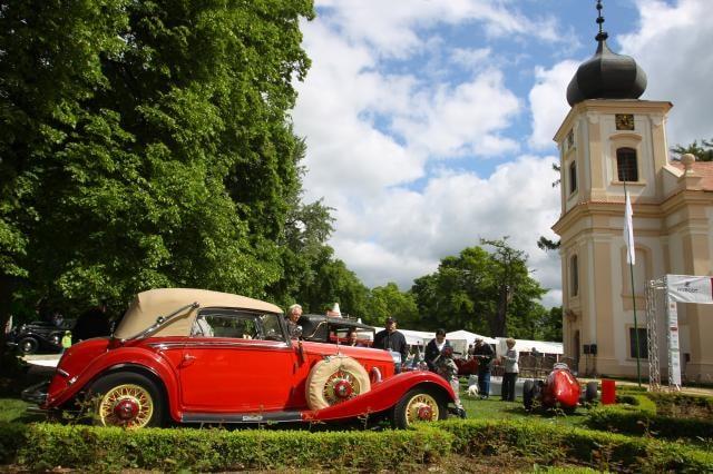 Velký svátek historických automobilů se už připravuje