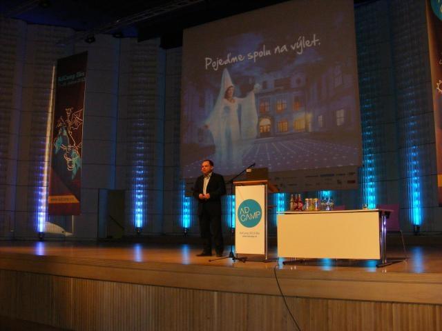 Projekt 13. komnata zaujal odborníky na prestižní konferenci