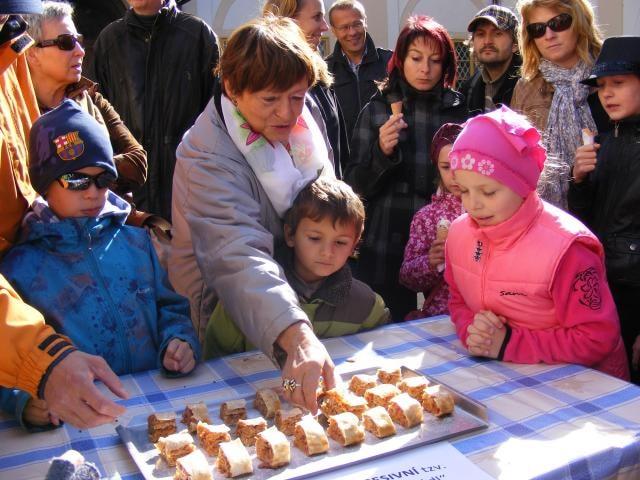 Cukrové slavnosti vrcholily letos hodně živou show