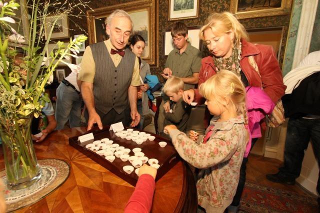 Na sklonku října si děti užijí na zámku podzimní čokoprázdniny