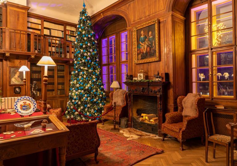 Příběh Vánočního stromečku 2019