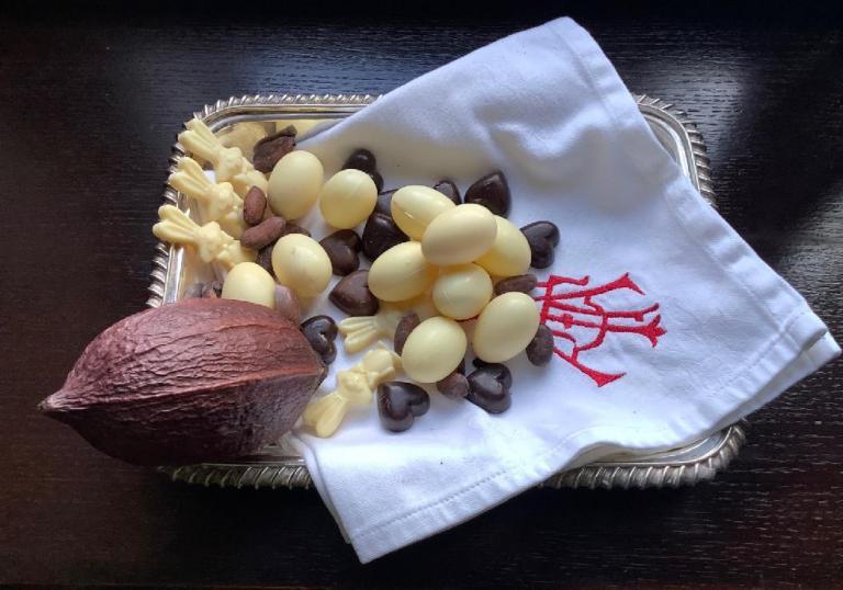 Velikonoční čokoládové prohlídky