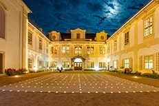 Hradozámecká noc 30.srpna letos v romatickém duchu