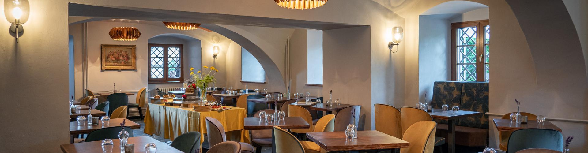Představujeme nové hotelové restaurace