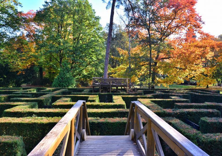 Park i labyrintárium jsou DENNĚ OTEVŘENY