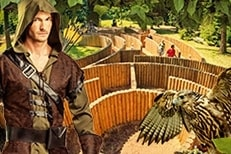 Podzimní prázdniny s Robinem Hoodem