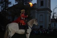 Svatomartinské posvícení na zámku Loučeň 8. a 9. listopadu