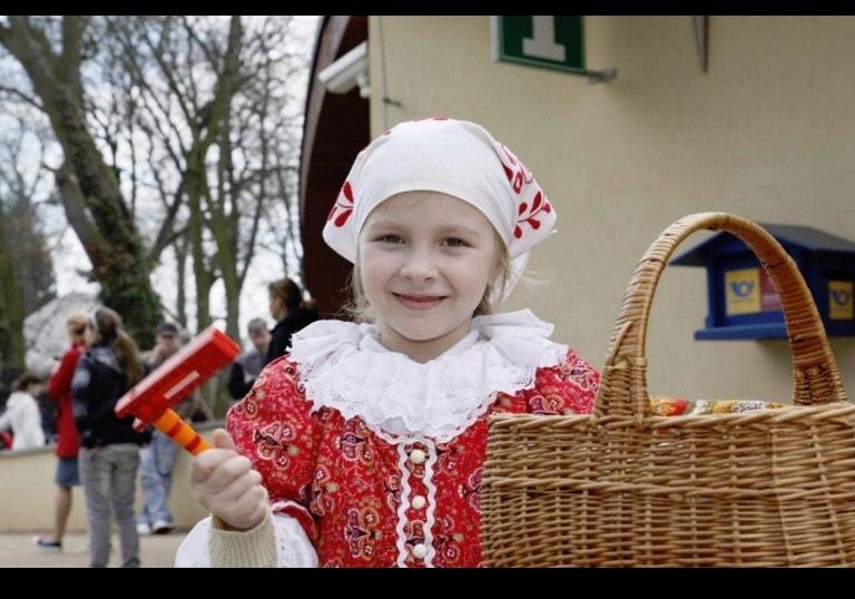 Velikonoční prohlídky pro školy