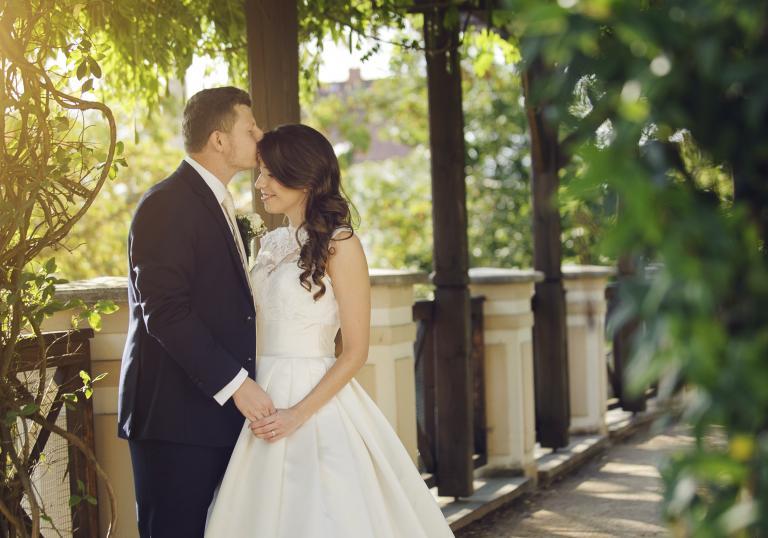 Zažijte svatbu na zámku